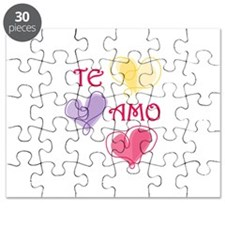 Te Amo Puzzle