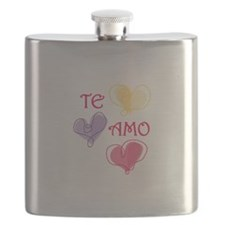 Te Amo Flask