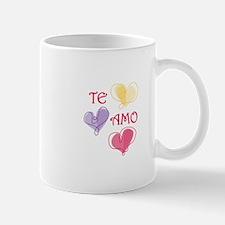 Te Amo Mugs