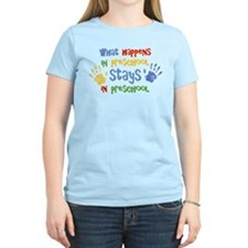 Stays In Preschool T-Shirt