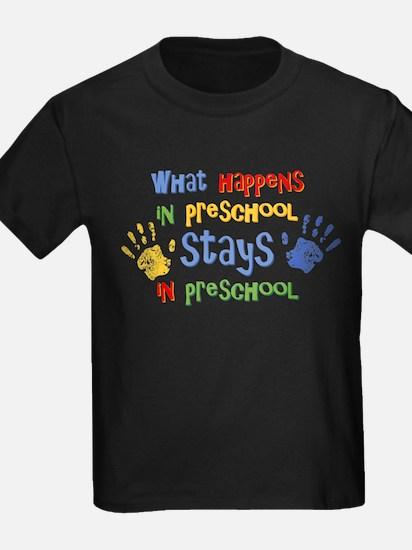 Stays In Preschool T