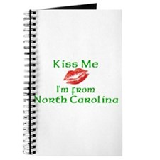 Kiss Me I'm from North Caroli Journal