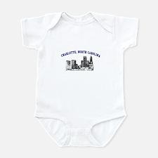 Charlotte, North Carolina Infant Bodysuit