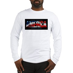 America-B Long Sleeve T-Shirt