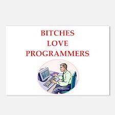 programmer Postcards (Package of 8)