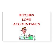 accountantt Stickers
