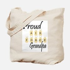 Camo AF Grandpa Tote Bag