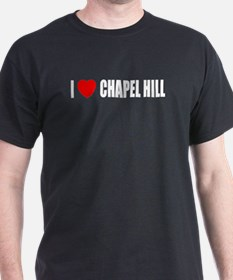 I Love Chapel Hill T-Shirt