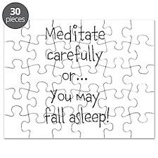 Meditate Carefully Puzzle