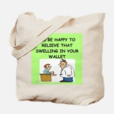 DOCTOR1.png Tote Bag