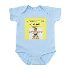 ACUPUNCTURE.png Infant Bodysuit