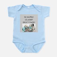 DOCTOR4.png Infant Bodysuit