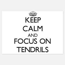 Keep Calm and focus on Tendrils Invitations