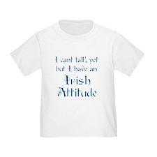 Irish Attitude Infant T-Shirt
