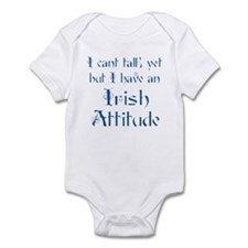 Irish Attitude Infant Creeper