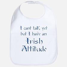 Irish Attitude Bib