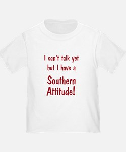 Southern Attitude Infant T-Shirt