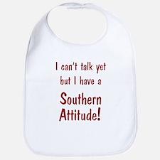 Southern Attitude Bib