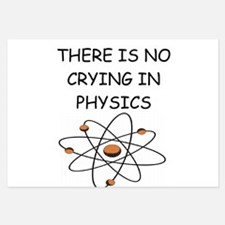 physics joke Invitations