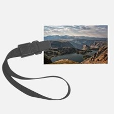 Bear Tooth Pass Luggage Tag