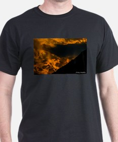 clouds and sunset T-Shirt