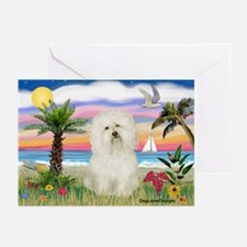 Palms & Bolognese Greeting Cards (Pk of 10)