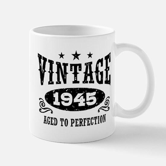 Vintage 1945 Mug