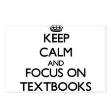 Keep Calm and focus on Te Postcards (Package of 8)