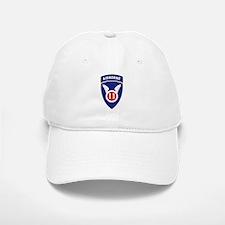11th Airborne division.png Baseball Baseball Cap