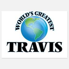 World's Greatest Travis Invitations