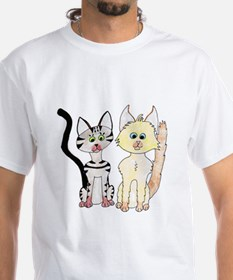 The Naughty Kittens T-Shirt