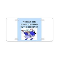 BRIDGE14.png Aluminum License Plate
