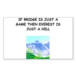 BRIDGE2.png Sticker (Rectangle 50 pk)