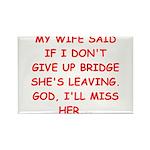 BRIDGE.png Rectangle Magnet (100 pack)