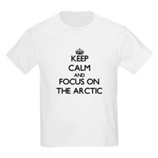Keep Calm and focus on The Arctic T-Shirt