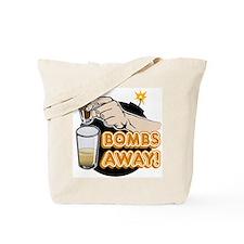 Bombs Away! Tote Bag