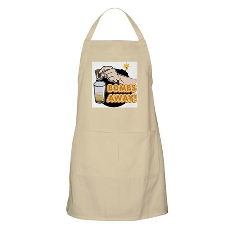 Bombs Away! BBQ Apron