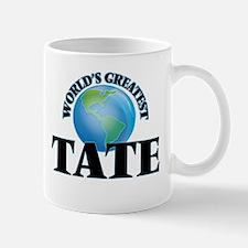 World's Greatest Tate Mugs