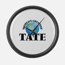 World's Greatest Tate Large Wall Clock