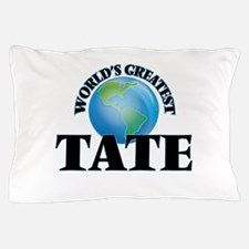 World's Greatest Tate Pillow Case