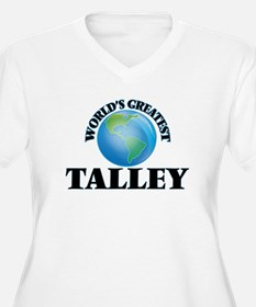 World's Greatest Talley Plus Size T-Shirt