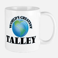 World's Greatest Talley Mugs