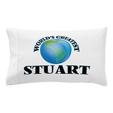 World's Greatest Stuart Pillow Case