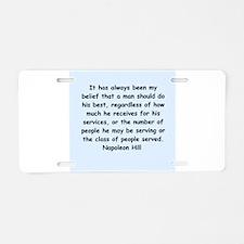 27.png Aluminum License Plate
