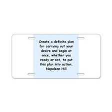 9.png Aluminum License Plate