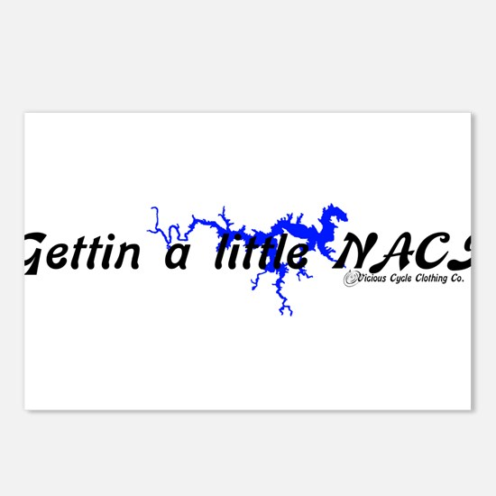 ~*Gettin a little Naci_2*~ Postcards (Package of 8