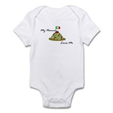 My Nonna Loves Me Baby/Toddler bodysuits
