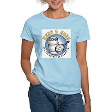Kegs & Eggs (light shirt) T-Shirt
