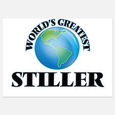 World's Greatest Stiller Invitations
