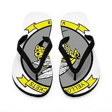 vaq138_yellow_jackets.png Flip Flops